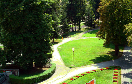 Krapinske Toplice park
